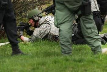 Becoming a SWAT sniper is a tough and lengthy process.