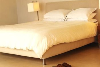 Clean and sanitary bedrooms are a necessity in rental units.