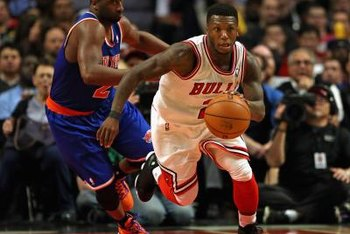 Defenders get less practice stopping players who can dribble to the left.