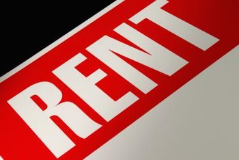 Rent is considered an overhead cost for most companies.
