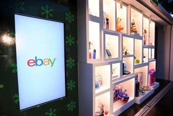 Sell your wares on eBay by accepting PayPal payments.