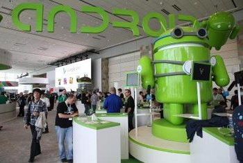 Google's Android OS works on mobile phones and tablet devices.