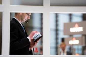 Wireless Internet lets you do business on your iPad anywhere.