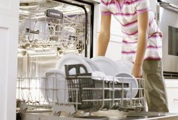 A new under-counter dishwasher saves energy and money.