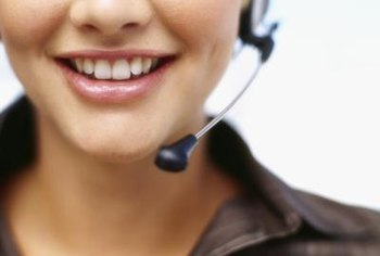 A call center should track its effectiveness and efficiency.