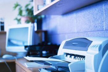 Wireless printers offer advantages over its wired cousin.