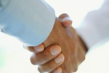 Etiquette can establish rapport and improve business relationships.