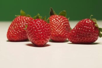 A raised bed can provide better soil conditions for strawberry growth.