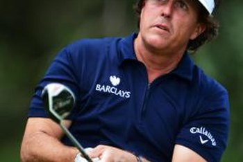 As Phil Mickelson demonstrates, golfers need to make a few adjustments to hit solid fairway woods.