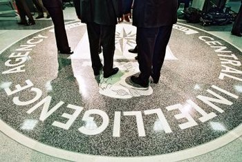 Special agents investigate internal compliance at the CIA.