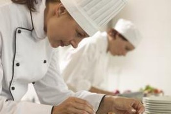 Chefs must maintain high levels of performance despite stress and fatigue.