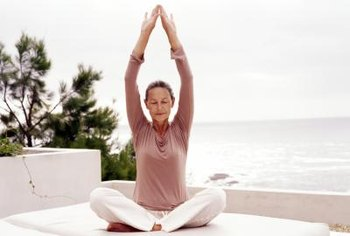 Low-impact yoga and Pilates practices offer physical and mental benefits.