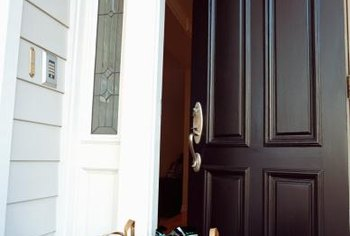 Twin-chime doorbells let you know where your visitors are: front door or backdoor.