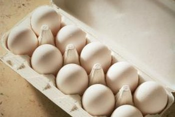 Use regular grocery store eggs to conduct diffusion experiments.