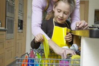 Many U.S. families can run a dishwasher for only a few dollars a week.