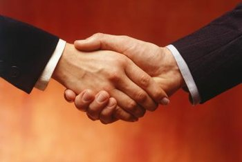 "Handshakes are a computer's way of ""greeting"" other devices and learning how to communicate with them."