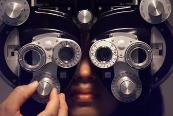 Biomedical engineers help companies build devices for testing and protecting eyesight.