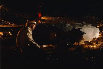 Federal mine inspectors ensure that miners return home safely every night.