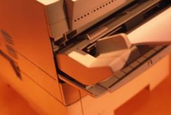 LaserJet printers use toner, instead of ink, to print rapidly.
