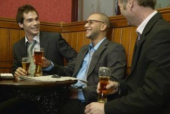 Social drinking is common and often unavoidable in the business world.