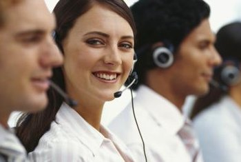 Customer service resumes should emphasize experience working with the public.
