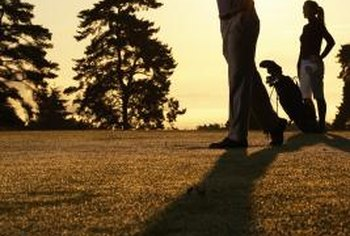 Professional golf managers market golf courses to the public.