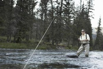 Deduct your business expenses as a fly fishing guide.
