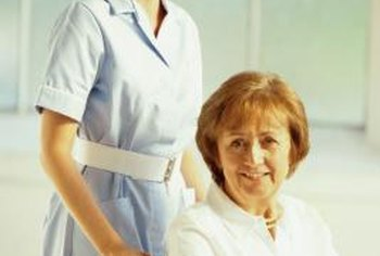 Your duties are varied as a home health caregiver.