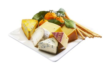 There are over 300 varieties of cheese.