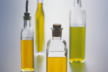 Vegetable oils contain unsaturated fats.