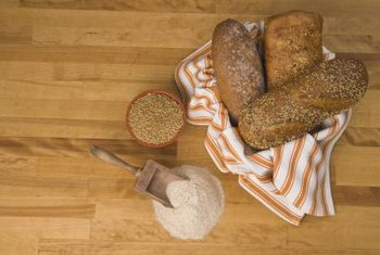 Whole grains have more fiber and nutrients than refined grains.