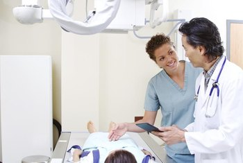 Radiologic technologists may specialize in imaging techniques such as MRIs and CT scans.