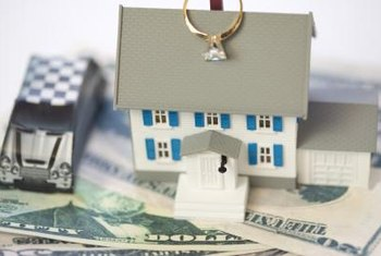 Parting ways after marriage entails removing your responsibility for the mortgage.
