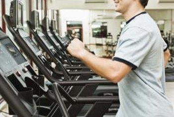 Treadmills are a realistic and effective form of cardiovascular activity.