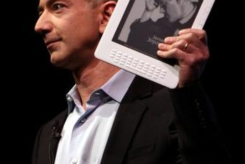 PDFs can be viewed on a wide variety of devices including the Amazon Kindle.