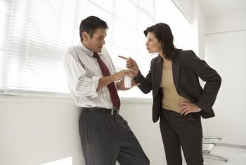 Gossip at work can destroy the victim's career.