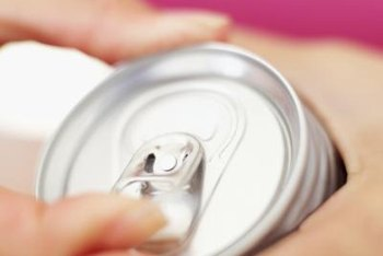 Consumers buy soft drinks in cans, bottles or from fountain drink dispensers.