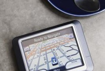 Transfer your route from your computer to your compatible GPS device.