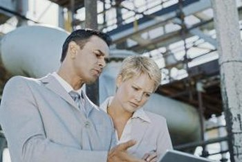 Procurement specialists work closely with vendors and suppliers.