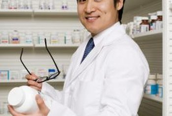 Pharmacists are among the top career choices for men.