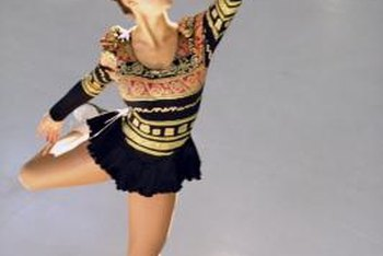 Figure skaters rely on physics to perform tricks.