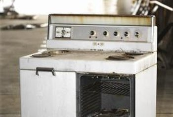 Be sure the stove is mechanically in good condition.