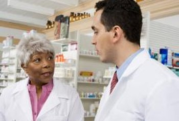Pharmacists' salaries might vary according to location, industry or job duties.