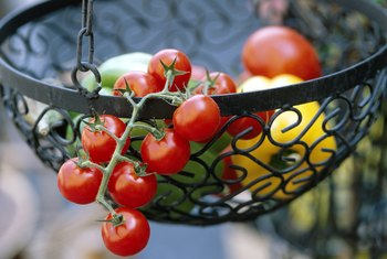 Epsom salts can supplement the magnesium that tomatoes and peppers need for best growth.