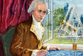 William Herschel found the planet Uranus.