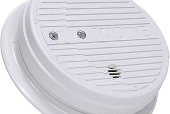 A smoke alarm installed too close to cooking areas may emit false signals.