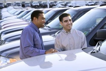 Factors besides a low payment may be more important on business-leased cars.