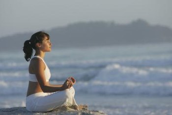 Meditation can improve athletic performance.