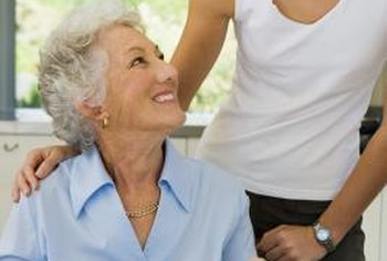 Non-medical care organizations provide day-to-day assistance to the elderly or disabled.