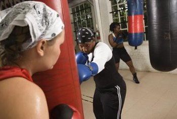 Although there may be some upfront cost for heavy bag workouts, they improve overall fitness.